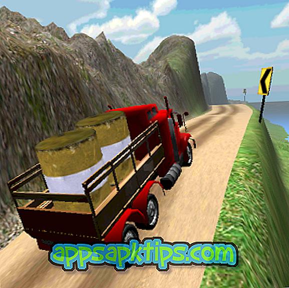 Швидкість руху вантажівки 3D