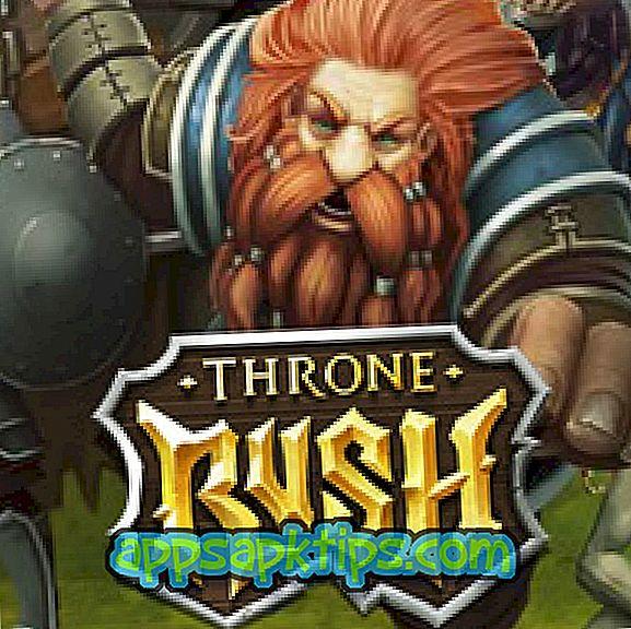 Rush Throne