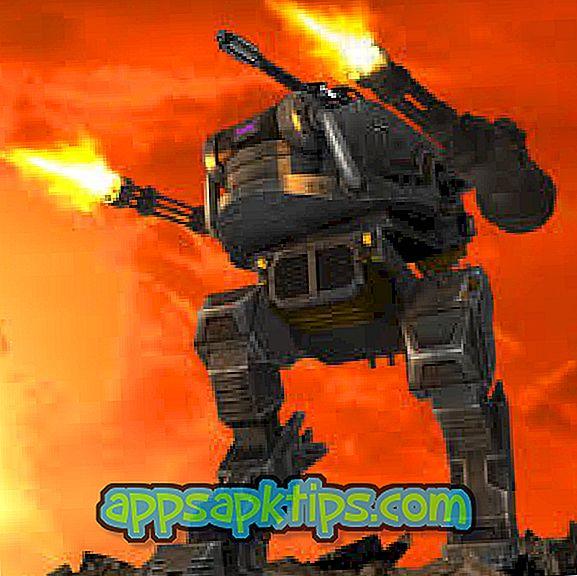 Ėjimo karo robotai