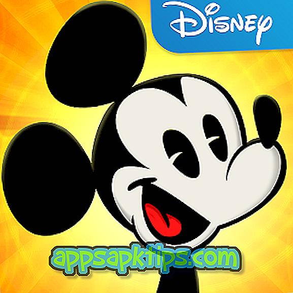 Kur yra mano Mickey