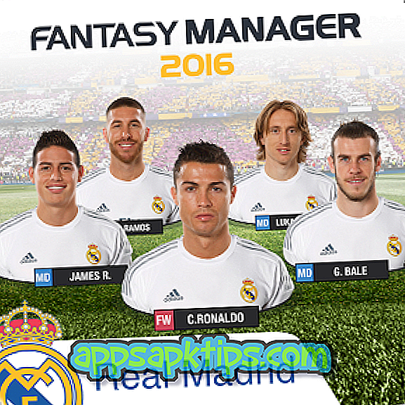 Real Madrid Fantasy Manager '16