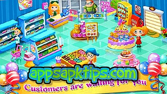 Supermarkt-Manager
