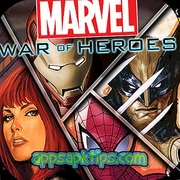Marvel War Hero