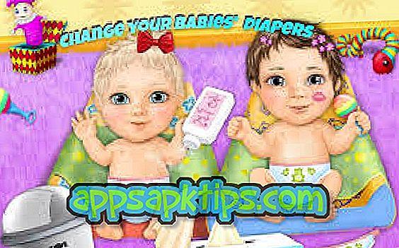 Sweet Baby Girl tweelingzusjes