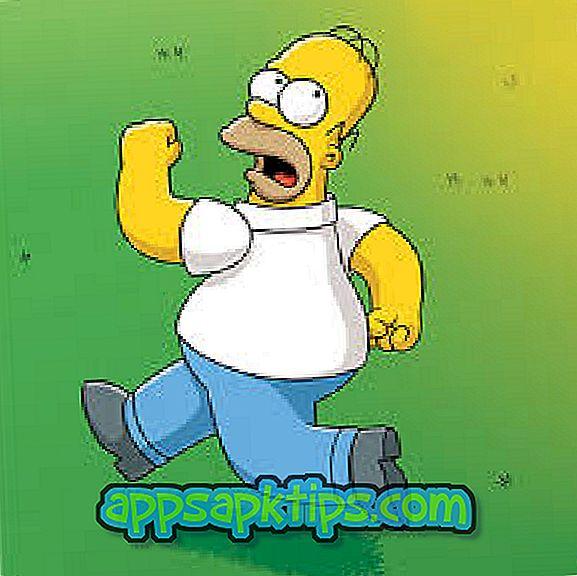 Simpsons erschöpft
