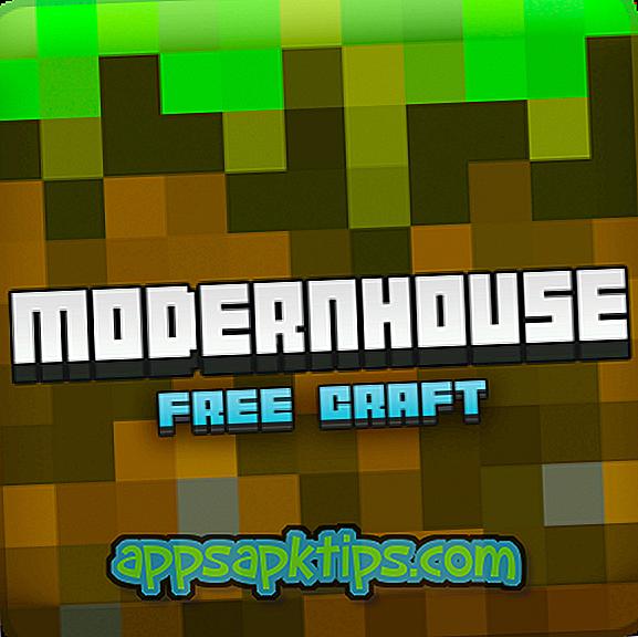 Moderný dom remesiel PE