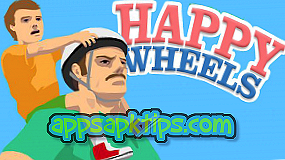 Download Happy Wheels Tietokoneella