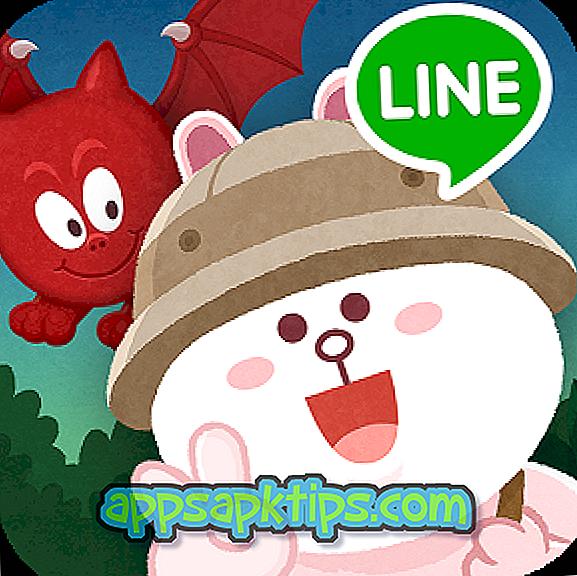 LINE Blase 2