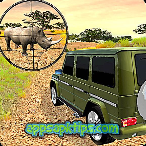 Safari Jagt er 4 × 4
