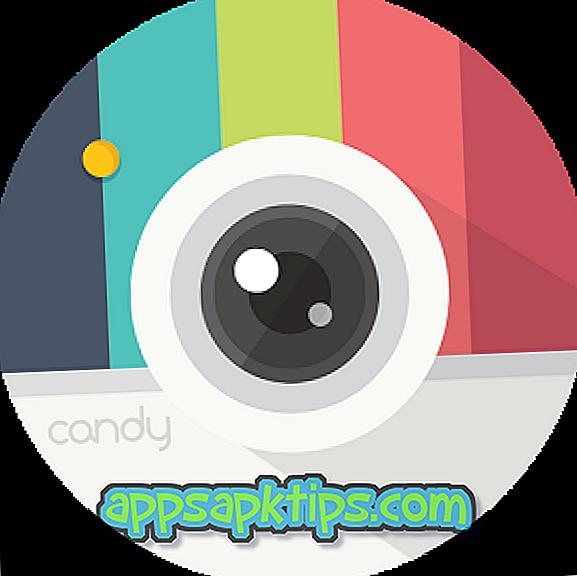 Saldainių kamera