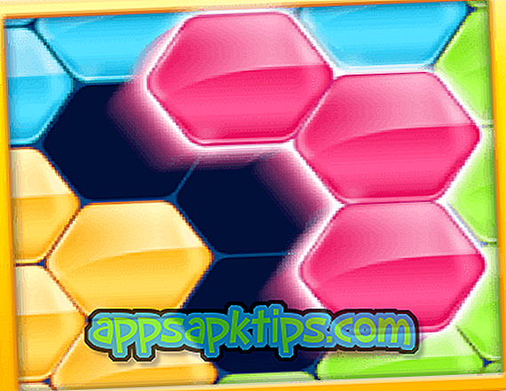 Blok!  Puzzle Hexa