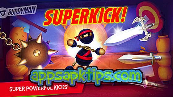 Buddyman: Ninja Kick 2