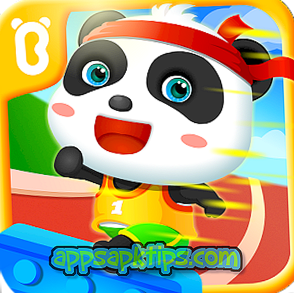 Pertandingan Olimpiade Panda