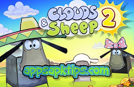 Облаци и овце 2