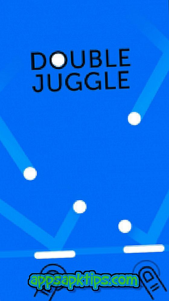 Dvojitý žonglér