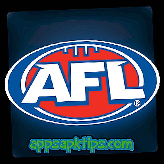 AFL Live Offizieller