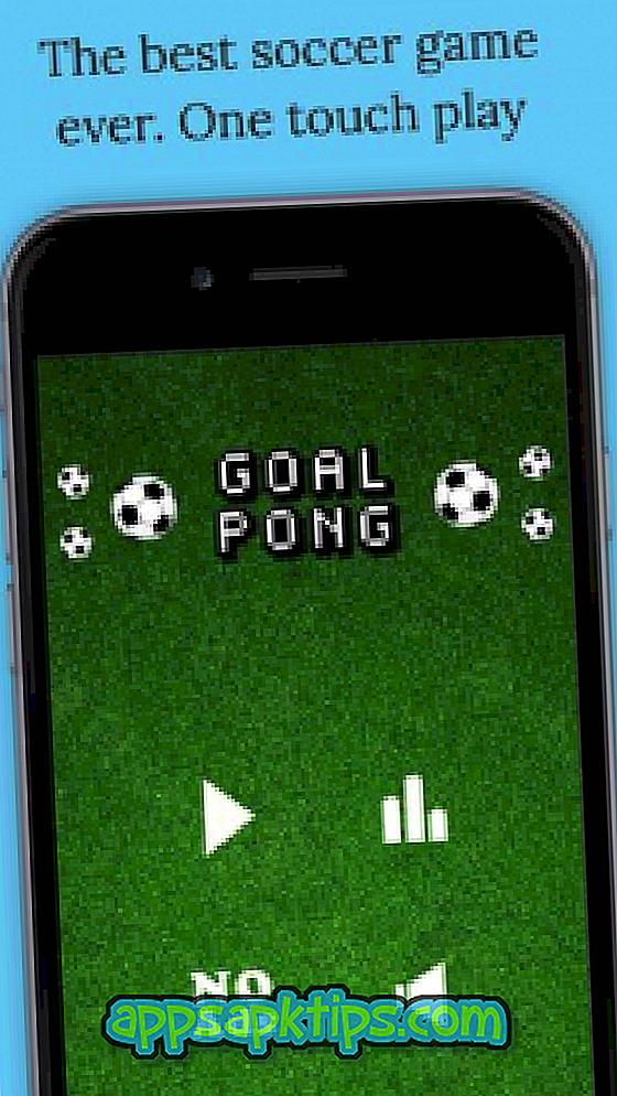 Mål Pong